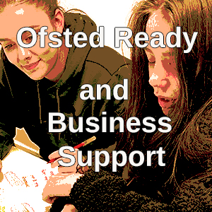 Click here for more information about courses on Ofsted preparation